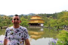 @  Kinkaku-ji (Rick & Bart) Tags: 鹿苑寺 kinkakuji japan nippon 日本 rickbart city landoftherisingsun rickvink canon eos70d kyoto 京都市 moi me