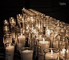 Prayers (itsrohitkamboj) Tags: nyc church closeup candles candle cathedral faith belief christian divine burn christianity abundance atmospheric divinity shrine god prayer religion pray illumination stjohn illuminated indoors glowing spirituality spiritual selectivefocus placeofworship glass burning flame