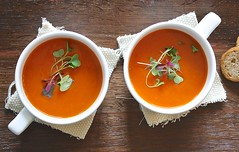 Tomato Soup (mediterraneandietrecipebook) Tags: mediterraneandietrecipebook mediterraneandiet mediterraneanfood mediterranean mediterraneanrecipes healthymeal howtoloseweight howtostayfit healthydiet howtoloseweightfast howtostayhealthy diet tomato soup healthy