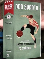 200216 Sparta - FC Groningen 1-2 : Pro Sparta programma boekje (Antoon's Foobar) Tags: program sparta fc groningen dutch eredivisie 2020