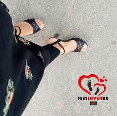 high heels feet (feetloverbd) Tags: respectwomen feet👣 feetloverbd feetlover desigirl feet anklet girlsfeet feetworship bengalifeet feetpics feetqueenbd feetblogger followus bengali bangladesh feetloverbangladesh bangladeshifeetlover highheels blackheels highheellover