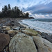 Kin Beach Rocks