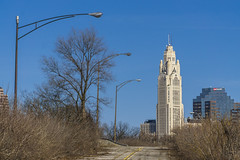 Can't get there from here (GmanViz) Tags: gmanviz color building architecture columbus ohio sonya6000
