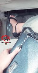 Feet in Car (feetloverbd) Tags: respectwomen feet👣 feetloverbd feetlover desigirl feet polishnails feetworship bengalifeet feetpics feetqueenbd feetblogger followus bengali bangladesh carfeet car highheels highheellover black feetloverbangladesh
