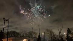 Family Day Fireworks at Meadowlark Community League 2020 (livingsanctuary) Tags: edmonton meadowlark yeg yegphotographer familyday fireworks