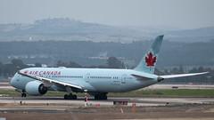 Air Canada B789, C-FGEO, TLV (LLBG Spotter) Tags: b787 aircraft tlv airline aircanada cfgeo llbg