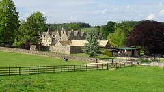 Photo of Upper Slaughter, a beautiful village in the Cotswolds