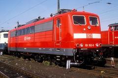 151 152  Hagen  09.05.99 (w. + h. brutzer) Tags: 151 analog train germany deutschland nikon eisenbahn railway zug trains db locomotive lokomotive elok eisenbahnen eloks webru albumhubertboob hagen