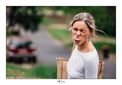 Happy Monday! (Eddy Summers) Tags: mondays mood happymonday cheeky tongueout pentaxaustralia pentax pentaxk1 k1captures k1 da60250 portrait portraitphotography capturethemoment rni rnifilm