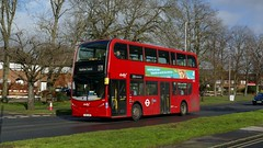 Fully Diesel 278 (londonbusexplorer) Tags: abellio london adl enviro 400 9529 sn12abk 278 ruislip heathrow central tfl buses