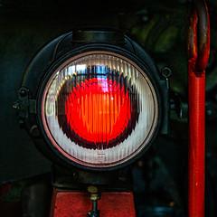 Rotlicht (noa1146) Tags: rot detail eisenbahn