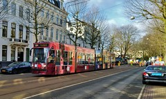 Tommy's Tram (Peter ( phonepics only) Eijkman) Tags: amsterdam city combino colorbino gvb tram trams transport tramtracks trolley rail rails strassenbahn streetcars nederland netherlands nederlandse noordholland holland