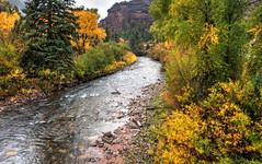 San Miguel River, Colorado (klauslang99) Tags: klauslang nature naturalworld northamerica san miguel river colorado water fall autumn