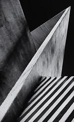 bnw buildup (LiquidStep) Tags: blackwhite bnw building buildup stuff monochrome abstract olympusomdem10markii sigma19mmf28dn
