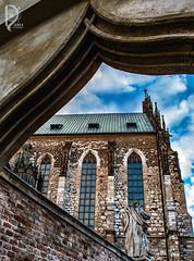 Brno (Dianka z Lustrzanką) Tags: brno brnocity europepics europe cathedral ceskarepublika travelling travelphotography architecture oldtown staremiasto sky amateurphotographer amateurphotography bricks sightseeing europetravel air nikond5600 nikonphotography czechrepublic pointofview