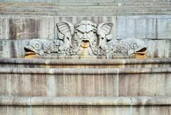 Poseidon's Fountain (KaDeWeGirl) Tags: newyorkstate westchester valhalla kensico dam plaza poseidons fountain