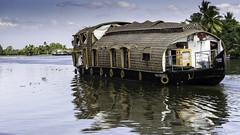 House boat à Alleypey Inde du Sud (richard.hebert68) Tags: sony 24240mm inde