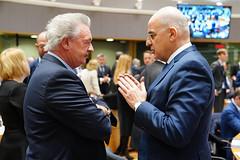 O ΥΠΕΞ Ν. Δένδιας στο σημερινό Συμβούλιο Εξωτερικών Υποθέσεων της ΕΕ στις Βρυξέλλες (Υπουργείο Εξωτερικών) Tags: υπουργόσεξωτερικών νίκοσδένδιασ ee συμβουλιοεξωτερικωνυποθεσεων βρυξελλεσ ministerforeignaffairs dendias euforeignaffairscouncil brussels