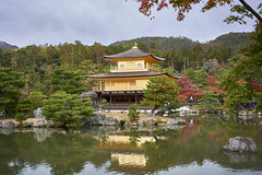Kinkaku-ji Golden Temple (julien450) Tags: kinkakuji golden temple kyoto