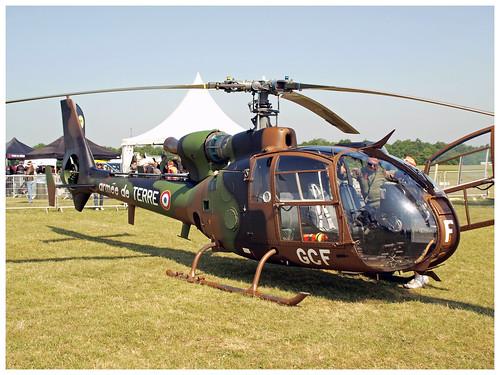 SA 342 M Gazelle - 4164 - GCF   ALAT