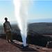 Site volcanique (Parc national Timanfaya) Lanzarote-Canaries