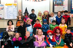 "Paul's Kindergarten Class on Halloween • <a style=""font-size:0.8em;"" href=""http://www.flickr.com/photos/109120354@N07/49548031303/"" target=""_blank"">View on Flickr</a>"
