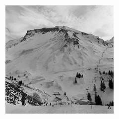 * (Daniel Espinoza) Tags: bw rolleirpx100 rolleiflex film film120 mediumformat fineart suisse schweiz switzerland winter snow alps analogphotography filmphotography