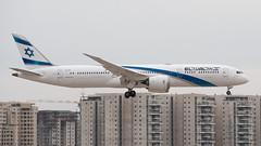 El Al B789, 4X-EDI, TLV (LLBG Spotter) Tags: elal b787 tlv 4xedi aircraft airline llbg