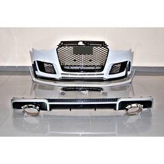 Kit Estetico Audi A3 8V 13-15 Sportback Look RS3 (accessoricarrozzeria) Tags: kit estetico audi a3 8v 1315 sp