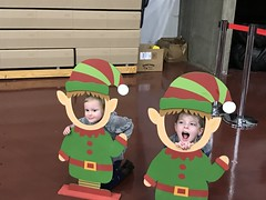 "Paul and Dani Are Mooseheart Elves • <a style=""font-size:0.8em;"" href=""http://www.flickr.com/photos/109120354@N07/49548329473/"" target=""_blank"">View on Flickr</a>"