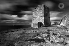 Xutu Tower B & W (porrohman1970) Tags: tower xutuwiediżżurrieq zurriwq malta