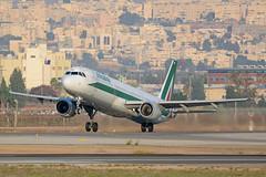 EI-IXV - Airbus A321-112 - Alitalia (FelixTch) Tags: a321 airbus spotting ben gurion llbg israel