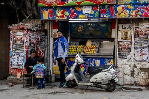 Paharganj; New Delhi