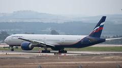 Aeroflot B77W, VQ-BQF, TLV (LLBG Spotter) Tags: b777 aircraft tlv airline aeroflot vqbqf llbg