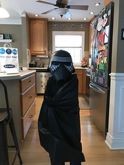 "Paul as Kylo Ren for Halloween • <a style=""font-size:0.8em;"" href=""http://www.flickr.com/photos/109120354@N07/49548543316/"" target=""_blank"">View on Flickr</a>"