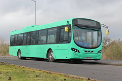Photo of Old(ish) Bus New Livery