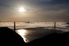 Good Morning San Francisco! (photo101) Tags: city sanfrancisco fog weather