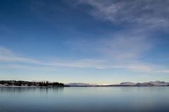 Þingvallavatn (olofrun95) Tags: iceland landscape lake þingvellir thingvellir winter snow trees mountains nature nikon