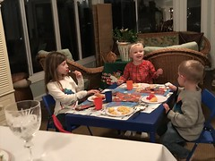 """Kids Table at Thanksgiving • <a style=""""font-size:0.8em;"""" href=""""http://www.flickr.com/photos/109120354@N07/49548805697/"""" target=""""_blank"""">View on Flickr</a>"""