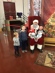 "Visiting Santa • <a style=""font-size:0.8em;"" href=""http://www.flickr.com/photos/109120354@N07/49548830841/"" target=""_blank"">View on Flickr</a>"