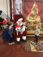 "Visiting Santa • <a style=""font-size:0.8em;"" href=""http://www.flickr.com/photos/109120354@N07/49548831786/"" target=""_blank"">View on Flickr</a>"