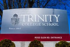 TCS sign (chris e robert) Tags: tcs trinitycollegeschool sign sony sonyphoto sonya7iii