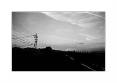 Beppu - Kyushu (Punkrocker*) Tags: leica m7 summicron asph 35mm 352 film kodak trix pushed 1600 nb bwfp bnw monochrome street city people beppu kyushu japon japan nippon nihon travel