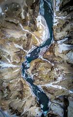 """That one canyon no-one can pronounce"" (Wim Air) Tags: fjaðrárgljúfur canyon iceland drone shot dji mavic pro landscape wimairat europe"