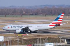 American Airlines / N284AY / A 330-243 (karl.goessmann) Tags: americanairlines airbus a330243 n284ay muc