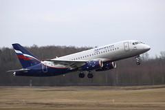 Aeroflot, Sukhoi Superjet -100, RA-89047 VNO, 17FEB20. (adomas.daunoravicius) Tags: planespotting vno vilnius airport takeoff landing airplane aircraft plane eyvi aeroflot su sukhoi superjet 100 ssj100 russian