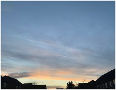 Dusk (nikon_13) Tags: golden twilight sun clouds sky evening dusk