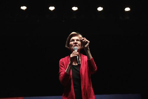 Elizabeth Warren by Gage Skidmore, on Flickr