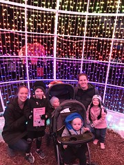 "Family Photo at Zoo Lights • <a style=""font-size:0.8em;"" href=""http://www.flickr.com/photos/109120354@N07/49548987092/"" target=""_blank"">View on Flickr</a>"