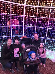 "Family Photo at Zoo Lights • <a style=""font-size:0.8em;"" href=""http://www.flickr.com/photos/109120354@N07/49548988322/"" target=""_blank"">View on Flickr</a>"